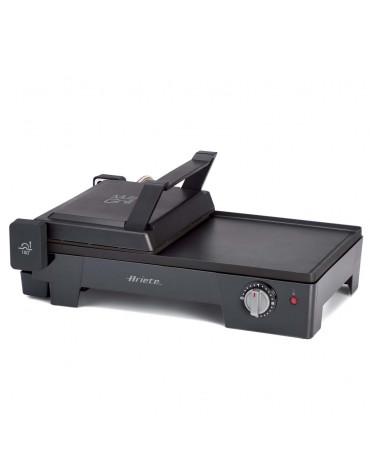 Plancha grill électrique 3en1 2400w 60x25cm