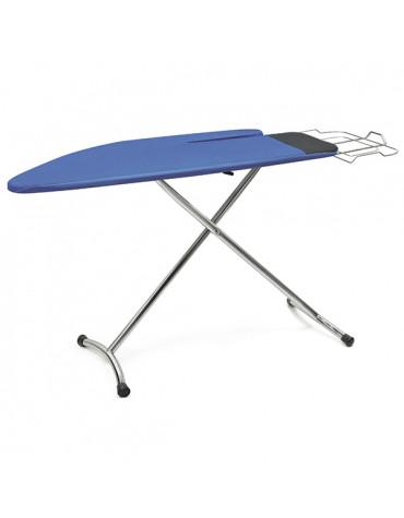 astoria Table à repasser avec housse ignifugée et jeannette 125x48cm astoria