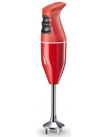 bamix Mixeur plongeant 120w rouge bamix