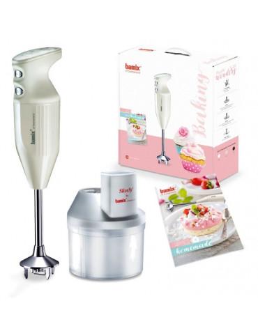 bamix Mixeur plongeant multifonctions 200w crème bamix