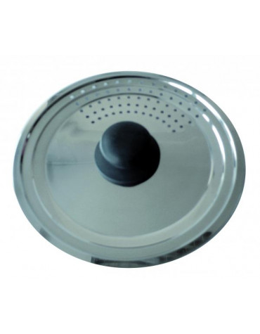 baumalu Couvercle passoire anti gras 28 à 32 cm baumalu