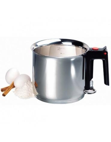baumalu Saucière cuiseur bain marie 1,5l 16cm baumalu