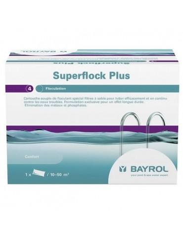 bayrol Cartouche de floculant pour filtre à sable 1kg bayrol