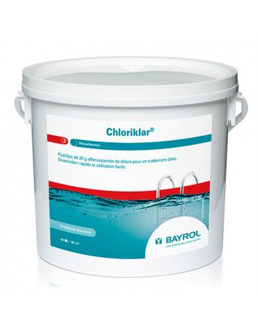 Chlore choc pastille 5kg