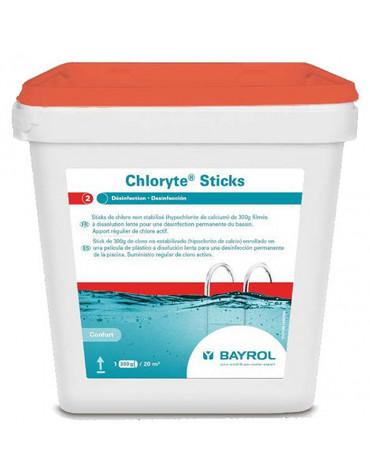 Chlore lent stick 300g 4.5kg