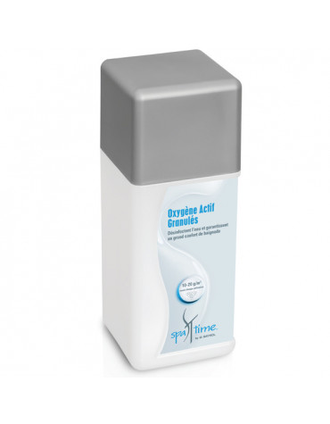 bayrol Oxygène actif granulés 1kg pour spa bayrol