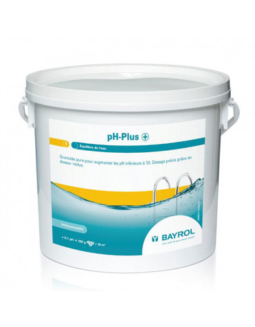 bayrol Ph plus poudre 5kg bayrol