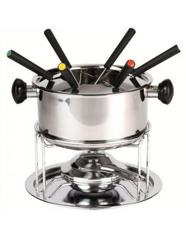 beka Service à fondue 6 fourchettes inox beka