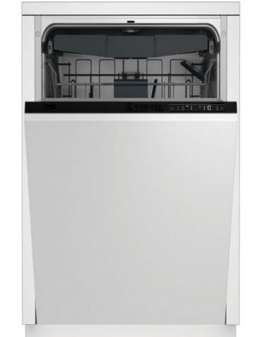 beko Lave-vaisselle 45cm 11c 47db a++ tout intégrable beko