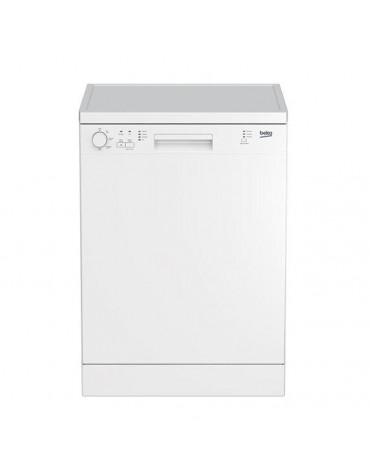 Lave-vaisselle 60cm 13c 49db a+ pose libre blanc