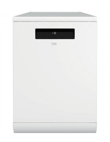 Lave-vaisselle 60cm 14c 46db a++ pose libre blanc
