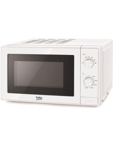 beko Micro-ondes 20l 700w blanc beko