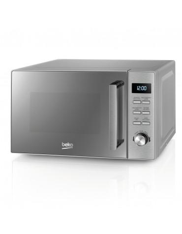 beko Micro-ondes solo 20l 800w inox beko
