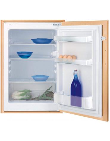 Réfrigérateur top intégrable 54cm 126l a+ blanc