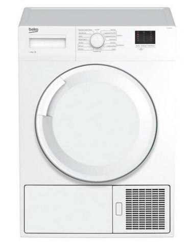 Sèche-linge à condensation 60cm 10kg b blanc