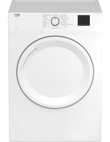Sèche-linge à condensation 60cm 7kg c blanc