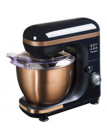Robot pâtissier 5l 1000w cuivre