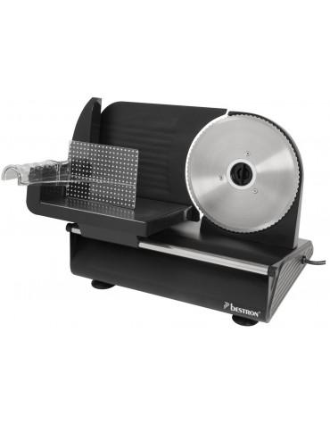 bestron Trancheuse électrique 150w 19cm noir bestron