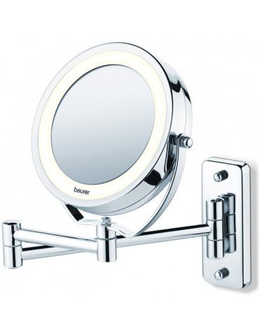 beurer Miroir grossissant lumineux x5 avec fixation mural beurer