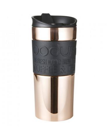 bodum Mug de voyage 35cl cuivre/noire bodum