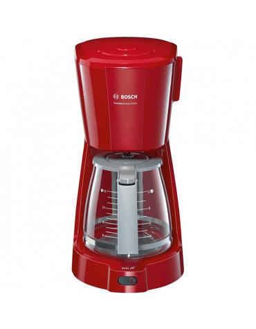 bosch Cafetière filtre 15 tasses 1100w rouge bosch