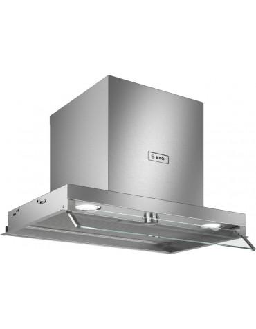 bosch Hotte box 60cm 70db 620m3/h inox bosch