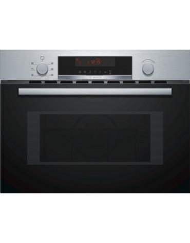 bosch Micro-ondes gril encastrable 44l 900w inox bosch