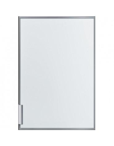 bosch Panneau de porte blanc et alu pour réfrigérateur kil22af30 bosch