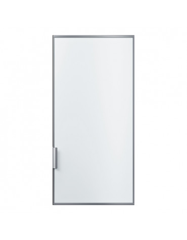 bosch Panneau de porte blanc et alu pour réfrigérateur kil42af30 bosch