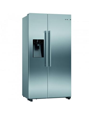 bosch Réfrigérateur américain 91cm 533l a+ nofrost inox bosch