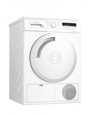 Sèche-linge pompe à chaleur avec condenseur 60cm 8kg a+ blanc