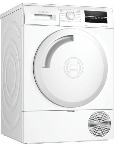 Sèche-linge pompe à chaleur avec condenseur 60cm 8kg a+++ blanc