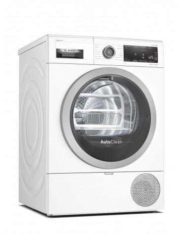 Sèche-linge pompe à chaleur avec condenseur 60cm 9kg a+++ blanc
