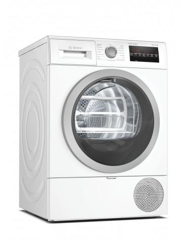 Sèche-linge pompe à chaleur avec condenseur 60cm 9kg a++ blanc