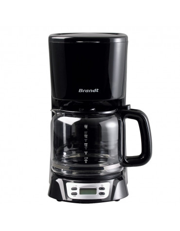 Cafetière filtre programmable 18 tasses 1000w
