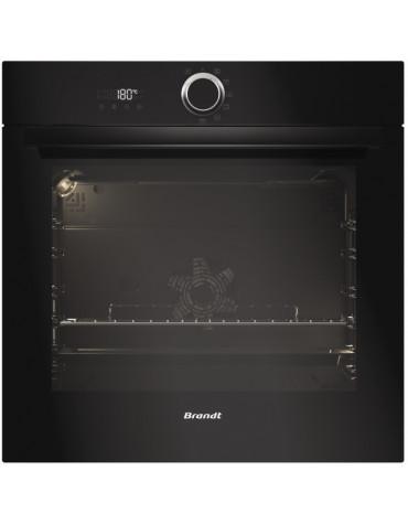 brandt Four intégrable 73l 60cm a+ pyrolyse noir brandt