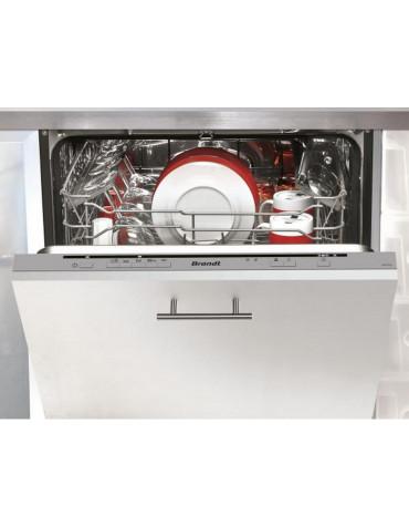 brandt Lave-vaisselle 60cm 12c 47db a++ tout intégrable brandt