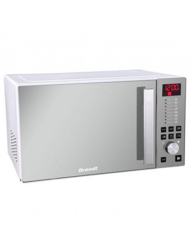 brandt Micro-ondes 26l 900w blanc brandt