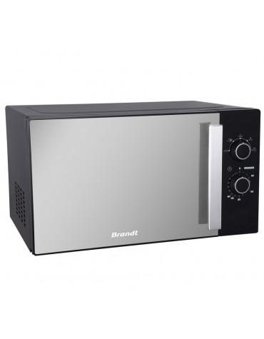 brandt Micro-ondes 26l 900w noir brandt