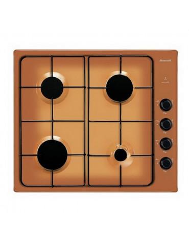 brandt Table de cuisson gaz 60cm 4 feux 7800w brandt