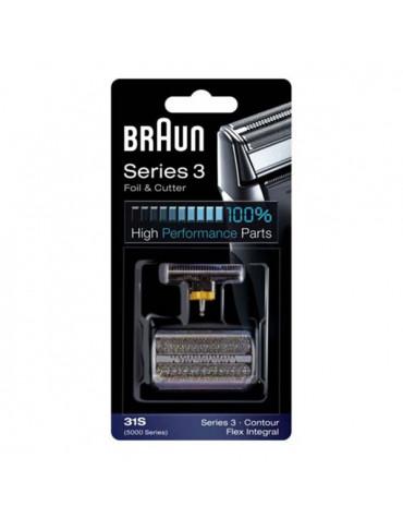 braun Couteau et grille de rasoir pour série 3 braun