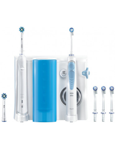 braun Oral-b combiné dentaire complet braun