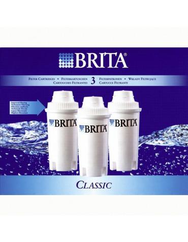 brita Pack de 3 cartouches filtrantes brita