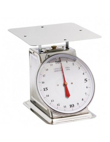 bron coucke Balance de cuisine mécanique 20kg - 100g bron coucke
