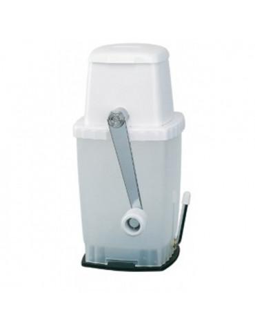 bron coucke Broyeur à glace manuel blanc bron coucke