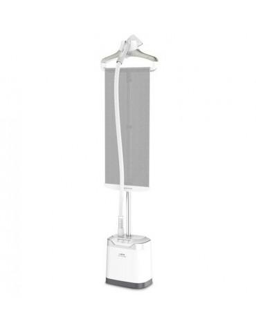 calor Défroisseur vapeur vertical 35g/mn 1800w blanc/gris calor