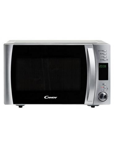 Micro-ondes + grill 22l 1000w inox