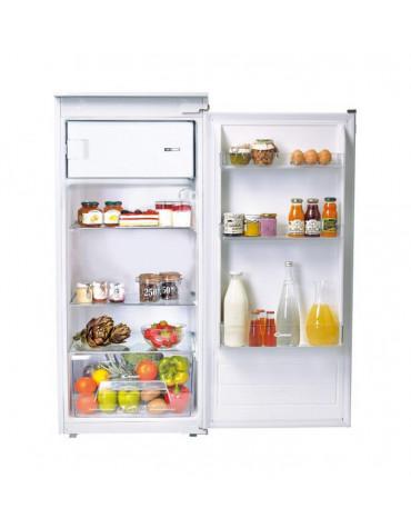 candy Réfrigérateur 1 porte intégrable à glissière 54cm 179l a+ candy