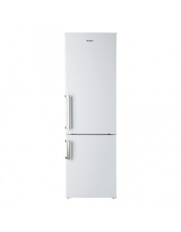 candy Réfrigérateur combiné 60cm 305l a+ brassé blanc candy