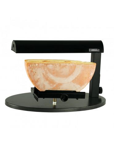 casselin Apparreil à raclette 1/2 meule 600w casselin